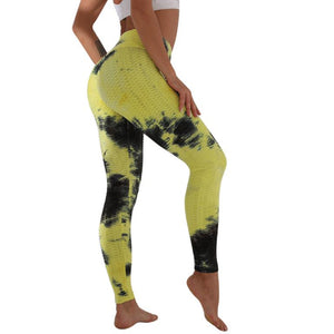 The tie dye collection- Yoga leggings