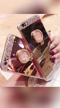 iPhone case diamante
