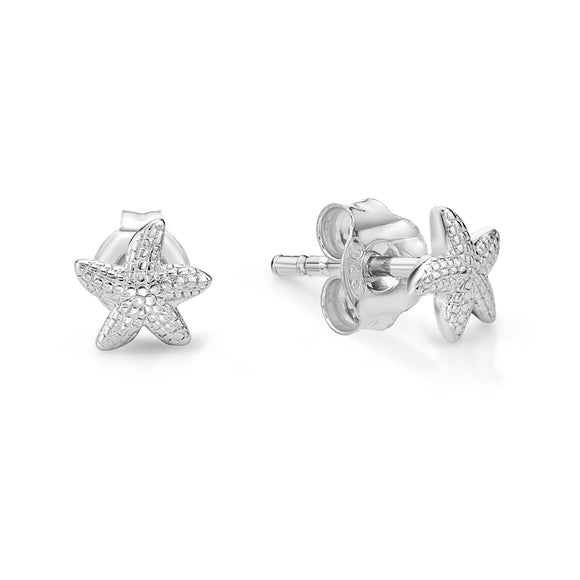 Starfish Stud Earrings   CJS 08