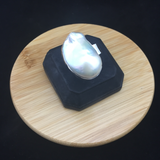"""Special Concept"" Baroque Pearl Ring"