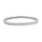 Cubic Zirconia Bangle         CJB 12