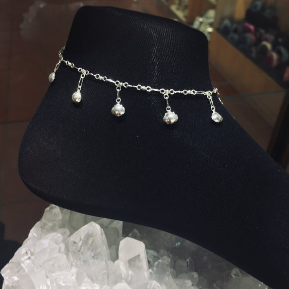 Silver Anklet ANK 16