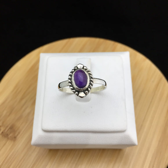 Amethyst Ring   STR 26