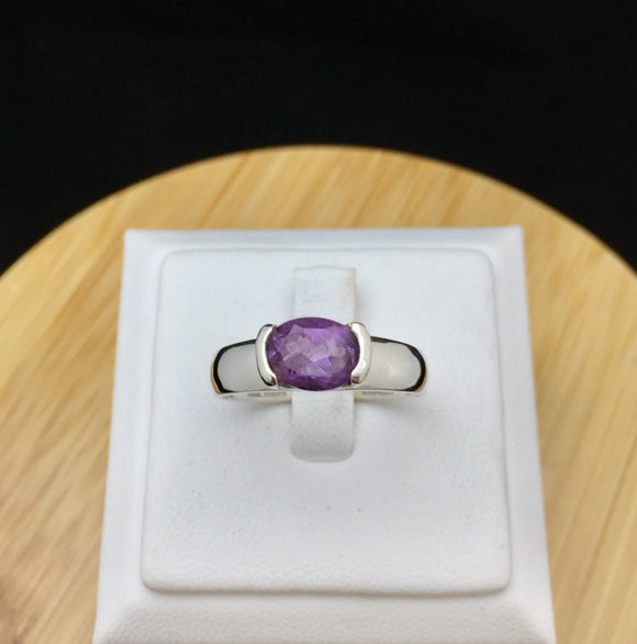 Amethyst Ring    STR 65