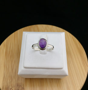 Amethyst ring   STR 69