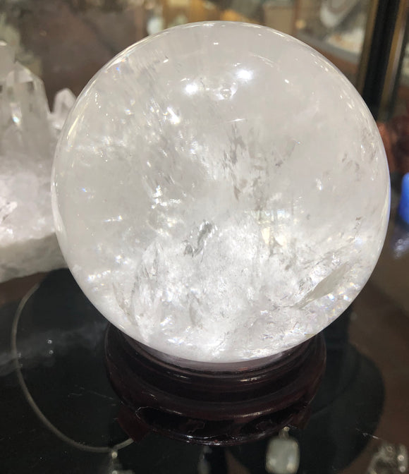 Crystal Ball Sphere