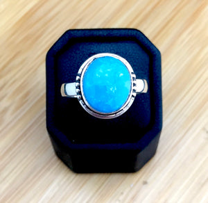 Turquoise Ring   STR 41