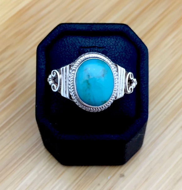 Turquoise Ring   STR 40