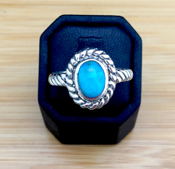 Turquoise Ring   STR 39
