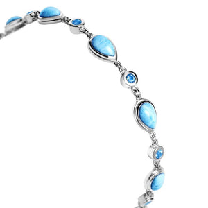 "Marahlago ""Atlantic Pear"" Bracelet"