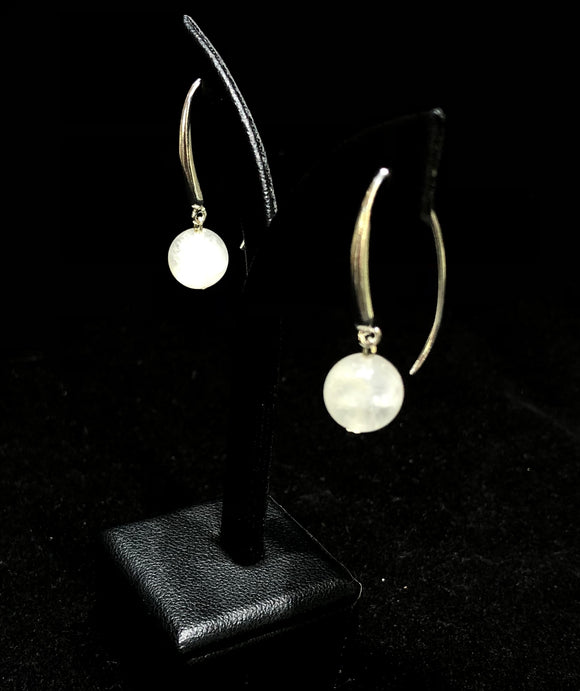 Moonstone Earrings                MSE 23