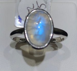 Moonstone Ring              STR 55