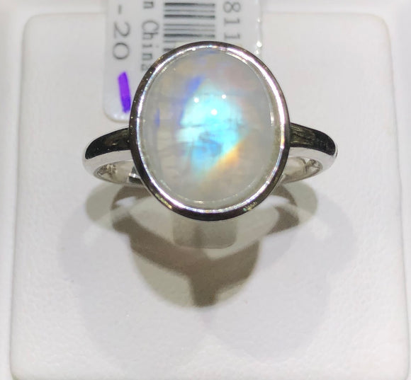 Moonstone Ring            STR 54