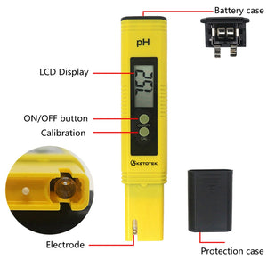 Digital PH TDS Meter