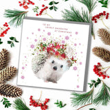 Lovely Daughter At Christmas Card (6pcs)