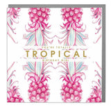 Totally Tropical Birthday Girl Card (6pcs)