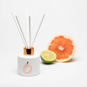 Aromatherapy 'Citrus Breeze' White Room Diffuser