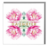 Lovely Daughter Birthday Card (6pcs)