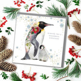 Penguins Wonderful Christmas Card (6pcs)