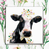 Holstein Cow Card (6pcs)