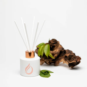 Aromatherapy 'Breathe' White Room Diffuser