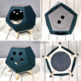 Pento Modern Cat and Dog House