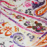 London Painted Paisley Scarf