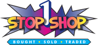 The One Stop Shop Comics & Games