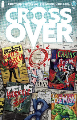 CROSSOVER 1 1:25 variant 11//4 Nov 4th PRE-SALE Image TRADD MOORE Donnie Cates
