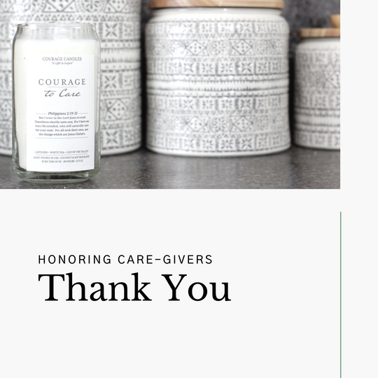 Honoring Care-Givers