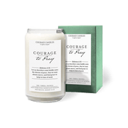 Courage to Pray Candle Candle Courage Candles