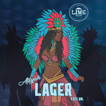 Load image into Gallery viewer, Allyuh Lager Bottled (330ml)