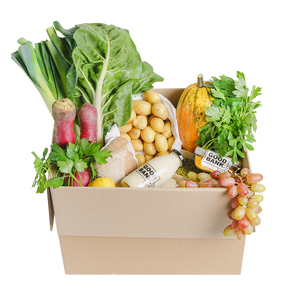 GOOD X-MAS VEGETABLE BOX
