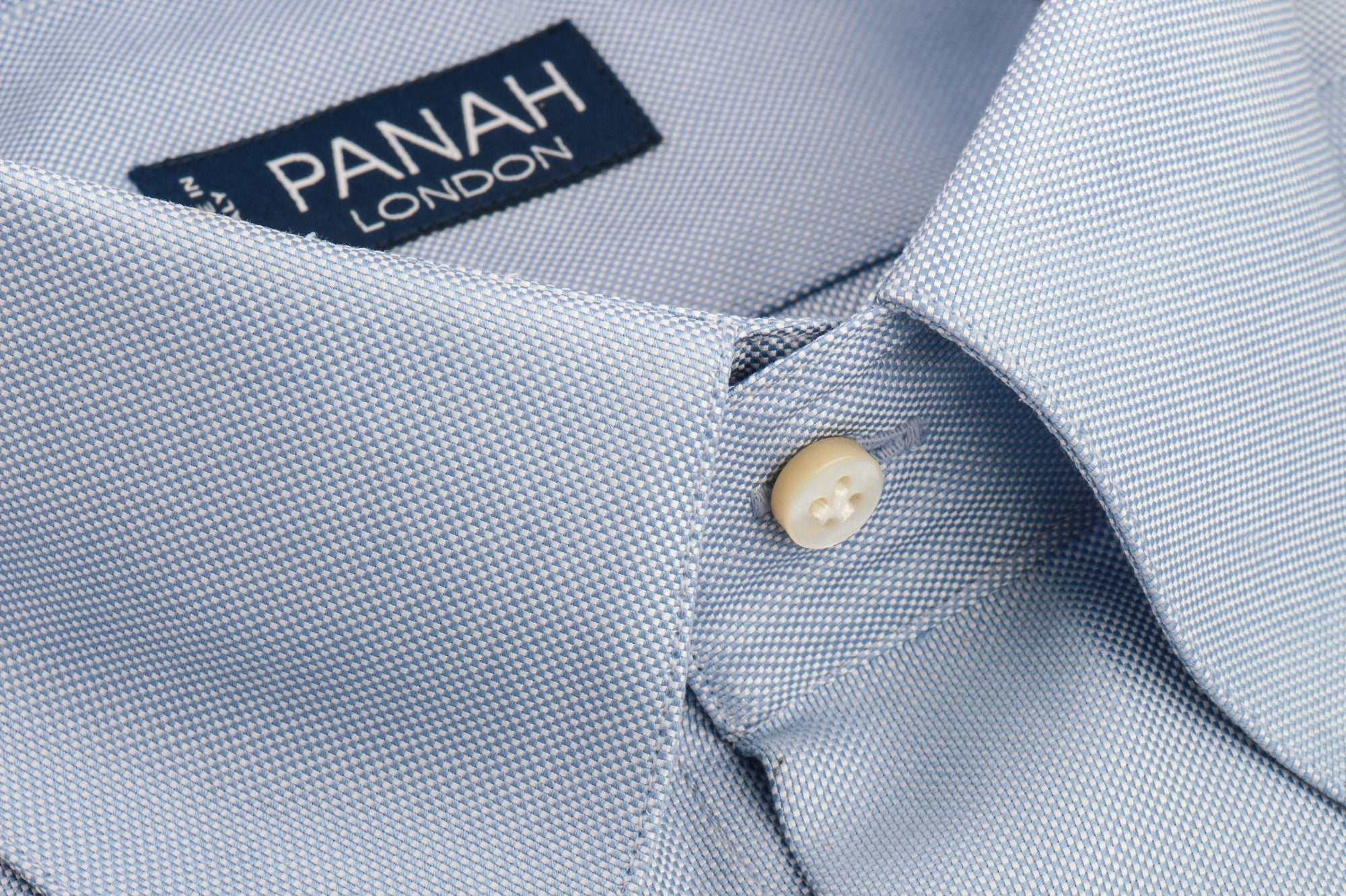 Panah  Blue Oxford Shirt  | Panah London