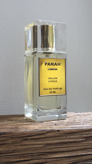 Panah London Italian Citrus 50ml EDP