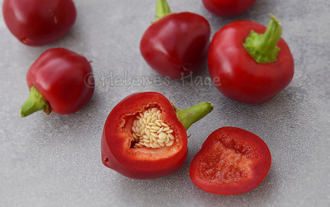 Hot Tomato Pepper