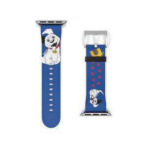 Baduko Blue Watch Band