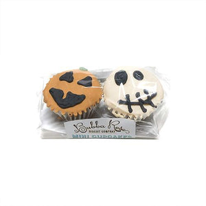 Spooky Mini Cupcake 2-pack
