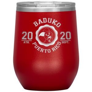 Baduko Athletics Wine Tumbler