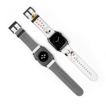 Load image into Gallery viewer, Baduko White Watch Band