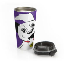 Load image into Gallery viewer, Baduko Happy Stainless Steel Travel Mug
