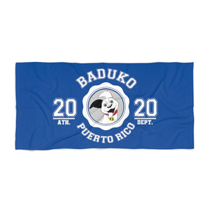 Baduko Athletics Beach Towel