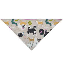 Load image into Gallery viewer, Baduko and Friends Bandana