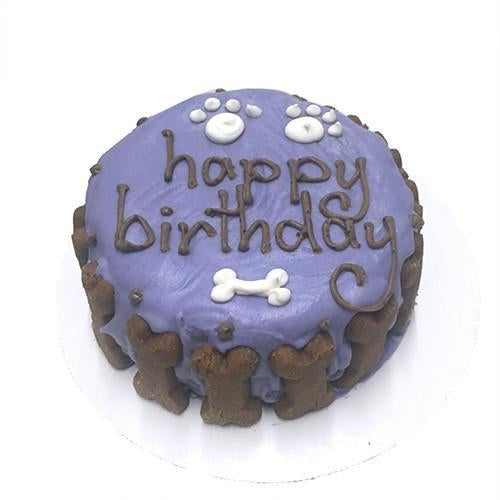 Classic Cakes - Purple (Personalized) (Perishable)