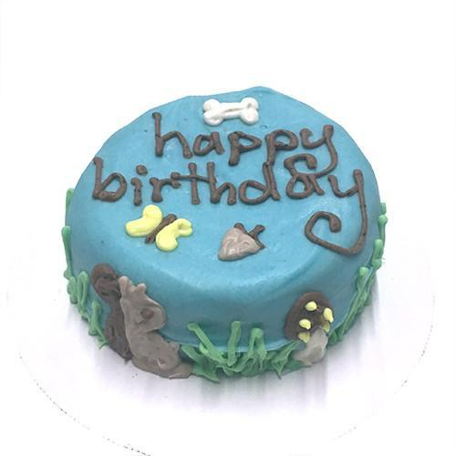 Squirrel Cake (Personalized) (Perishable)