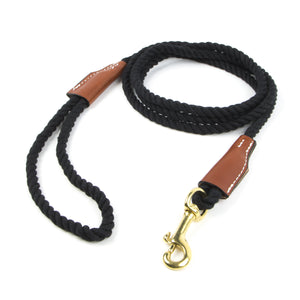 Cotton Rope Leash - for Small Dogs