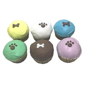 Classic Cupcakes (case of 6) (Perishable)