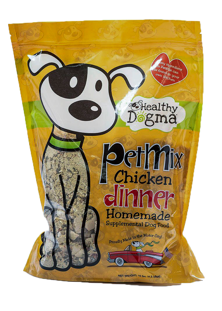 Healthy Dogma PetMix™ Freeze-Dried Chicken 10lb