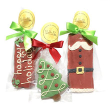 Load image into Gallery viewer, Individually Wrapped Holiday Cookies (sold individually)