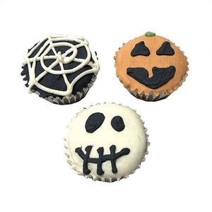 Spooky Mini Cupcakes (case of 15)